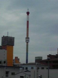 新潟 レインボタワー