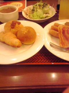 あさや朝食