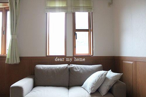 FIX窓ソファー側