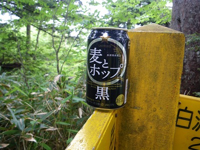 大凪山にて