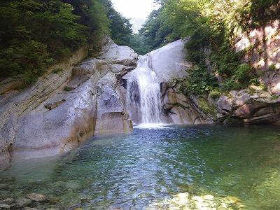 二番目の滝