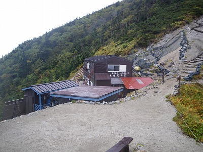 木曽殿山荘