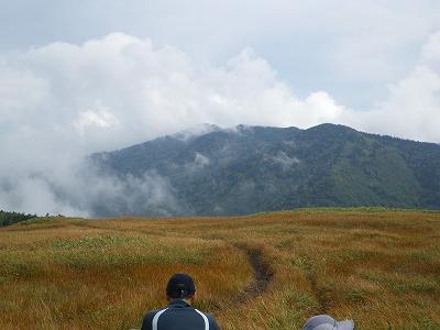 三岩岳かな