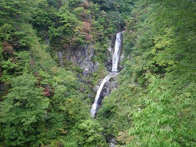 竜ノ門の滝