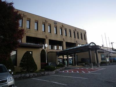忍野村役場