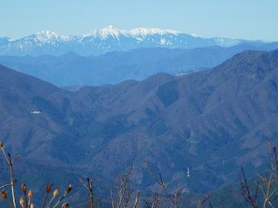 赤岩から八ヶ岳