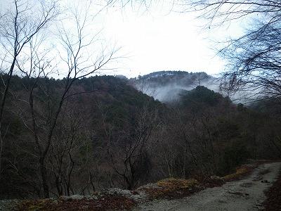 臼ヶ岳南尾根