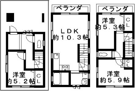 井高野2180w