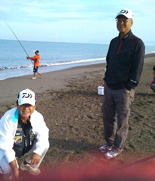 横山さんとドンさん