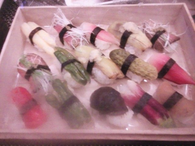 ママのお寿司