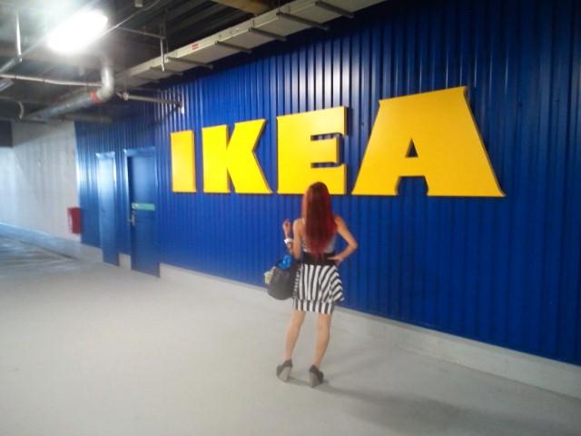 IKEAに