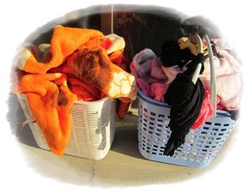 1218-洗濯物