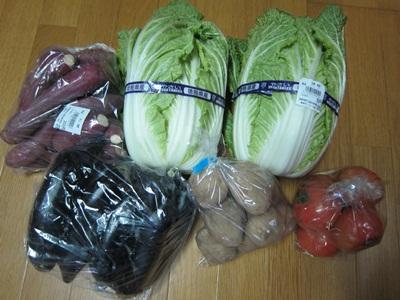 0106-野菜