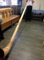 岐阜県各務原市サックス教室修理のウインドウエーブ、手作りアルプホルン