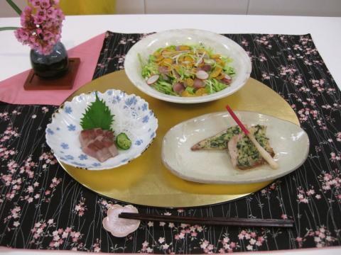 魚料理の会428