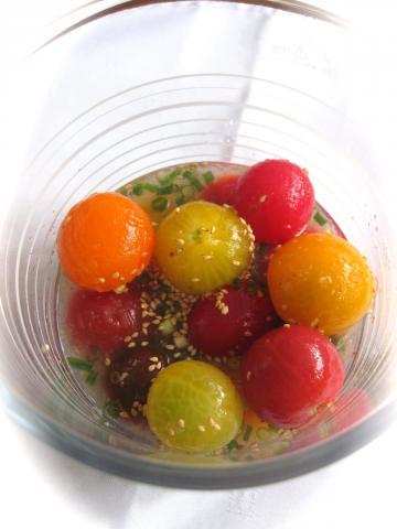 トマトのキムチ819