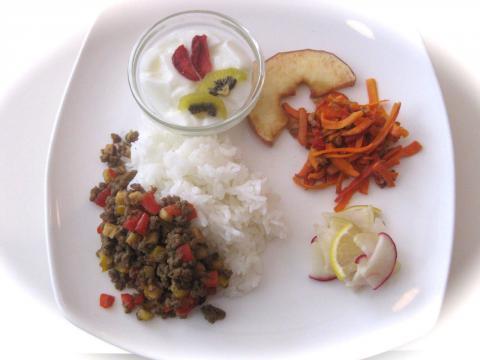 干し野菜試食1227