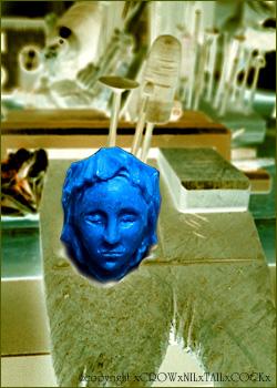 ワックス製作 聖母マリア