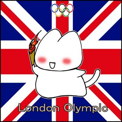 London Olympic     2012.7.27 開幕!!