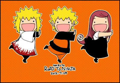 ROAD TO NINJA  ~ NARUTO THE MOVIE~ 本日公開!!