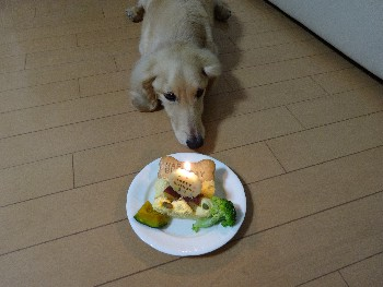 130826ロナウド誕生ケーキ