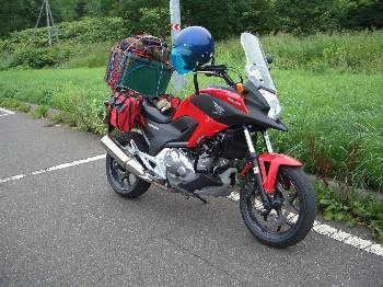 130831 今年借りたオートバイ