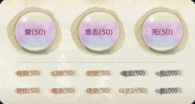 AA適性50
