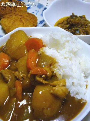 20120816 今日の夕食