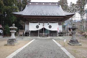 氷上神社s