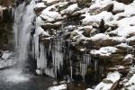 2014-01-11暮雨の滝