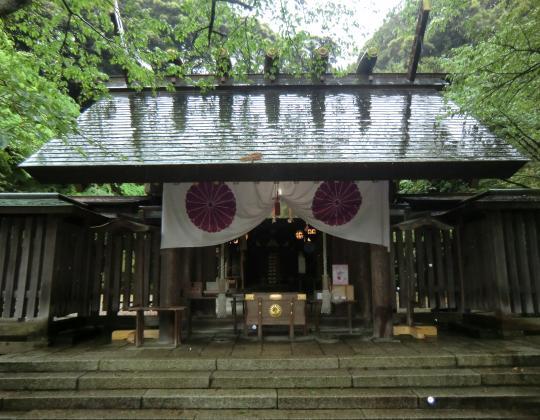 金ヶ崎神社