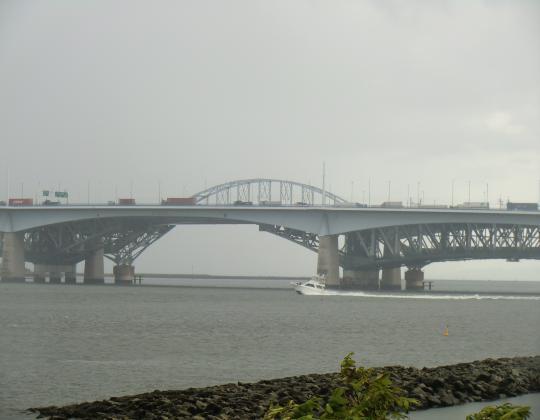 荒川河口①