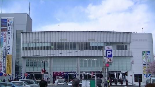 信玄公祭り 韮崎 ニコリ
