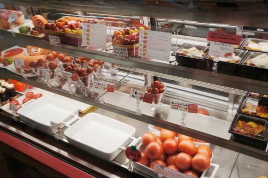 リゾナーレ トマト 店内