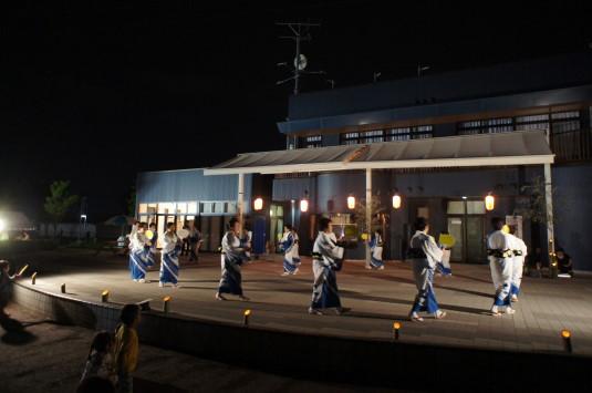 ホタル 昭和町 舞踊