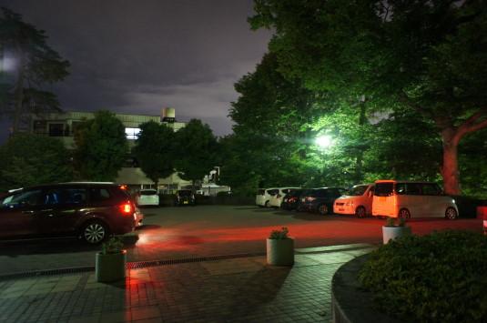 ホタル 万力公園 駐車場