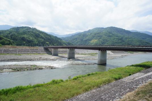 富士川舟運 橋