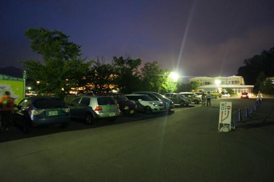 ハーブフェスティバル ライトアップ 駐車場