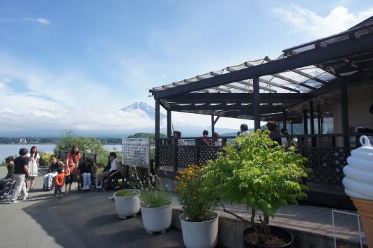 ハーブフェスティバル 大石公園 テラス