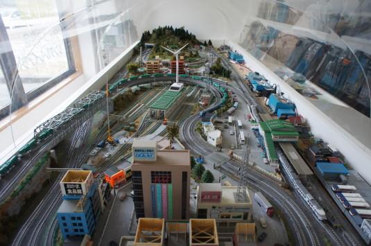 鉄道模型 レールパル ジオラマ小