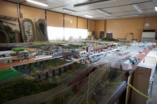 鉄道模型 レールパル ジオラマ大