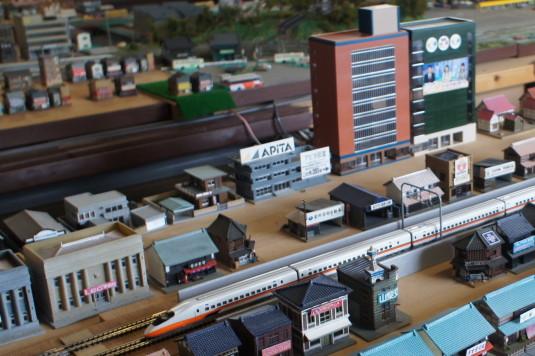 鉄道模型 レールパル ジオラマ uty