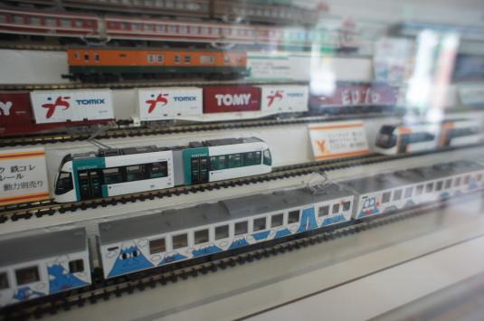 鉄道模型 レールパル 列車