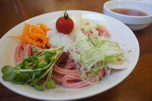 吉田のトマトうどん ふじや トマトうどん