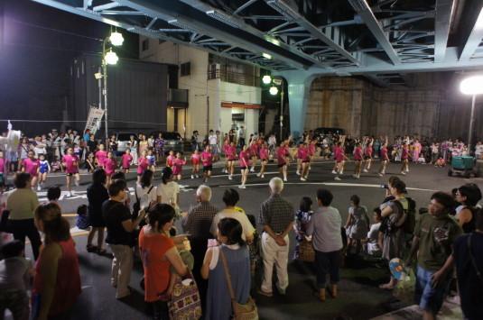 若宮八幡宮例祭 ダンス