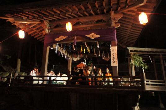 若宮八幡宮例祭 舞