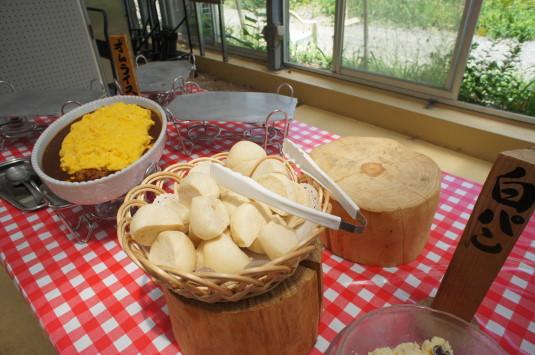 アルムおんじの台所 料理 白パン
