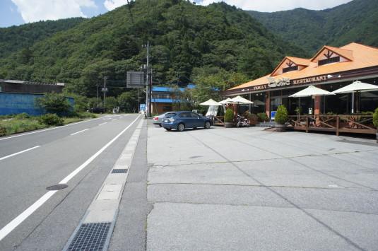 精進粥 ことぶき 駐車場