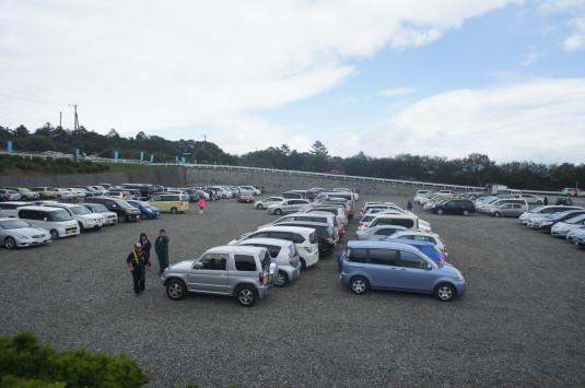 フェスタまきば 駐車場