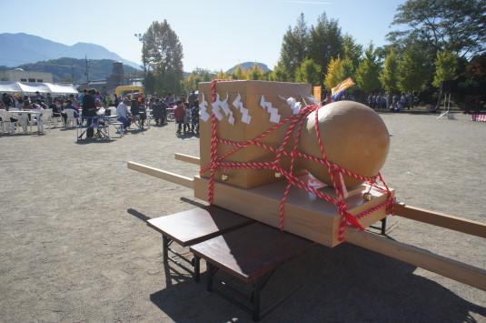 はんこ祭り はんこ神輿